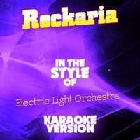 Rockaria (In the Style of Electric Light Orchestra) - Single — Ameritz Audio Karaoke