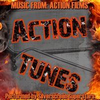 Action Tunes - Music From: Action Film — Silverscreen Superstars