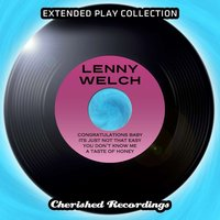 The Extended Play Collection, Vol. 149 — Lenny Welch