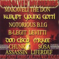 Unsolved Mysteries — DJ King Assassin