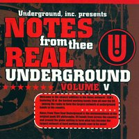 Notes From Thee Real Underground #5 Vol. 1 — сборник