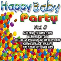 Happy Baby Party Vol. 3 — The Kids Band