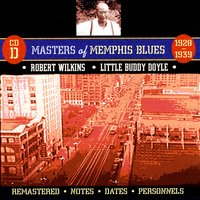 Masters Of Memphis Blues, CD D — сборник