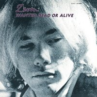 Wanted Dead Or Alive — Warren Zevon