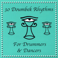 Drum and Dance: 30 Doumbek  / Djembe Rhythms — Drums  By T. Roy