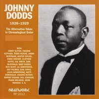 1926-1929 — Johnny Dodds