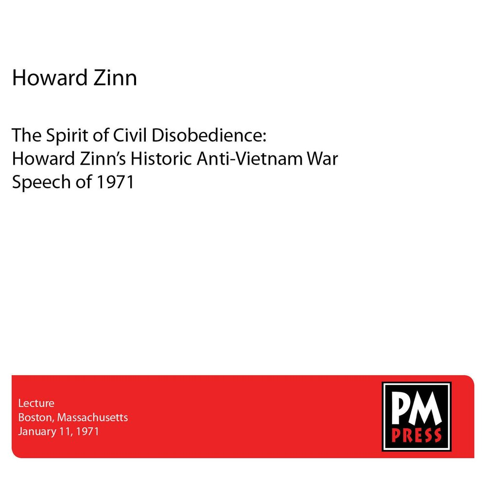 a reaction to howard zinns writings about vietnam