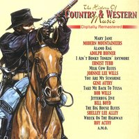 The History of Country & Western, Vol. 8 — сборник