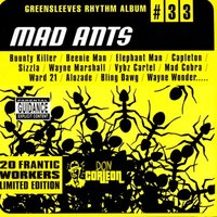 Greensleeves Rhythm Album #33: Mad Ants — сборник