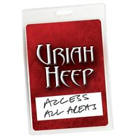 Access All Areas - Live in Moscow — Uriah Heep