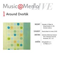 Music@Menlo, Around Dvořák, Vol. 1 — сборник