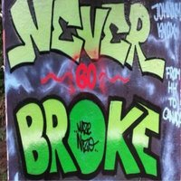 Never Go Broke (feat. Merkules) — Johnny Knoxx