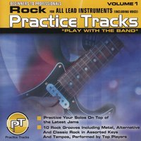 Rock for All Lead Instruments Vol. 1 — Practice-Tracks