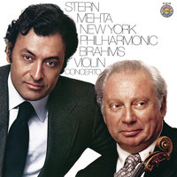 Brahms: Concerto for Violin and Orchestra in D Major, Op. 77 — Zubin Mehta