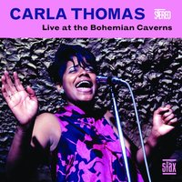 Live at The Bohemian Caverns — Carla Thomas