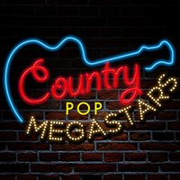 Country Pop Megastars — Country Pop All-Stars, Country Hit Superstars, Country Nation, Country Nation|Country Hit Superstars|Country Pop All-Stars
