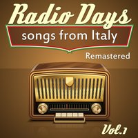 Radio Days Songs From Italy Vol. 1 — сборник
