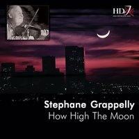 How High the Moon — Stéphane Grappelli