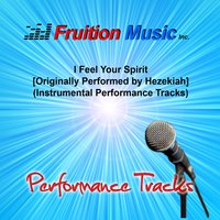 I Feel Your Spirit — Fruition Music Inc.