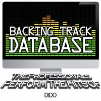 Backing Track Database - The Professionals Perform the Hits of Dido — The Professionals