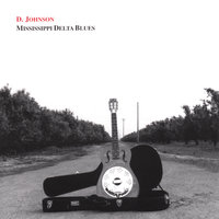 Mississippi Delta Blues — D.Johnson