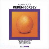 Orange Juice — Kerem Görsev