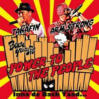 Power to the People -Single — TAKAFIN, Arm Strong, Takafin|Arm Strong