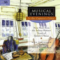 Musical Evenings in the Captain's Cabin — сборник