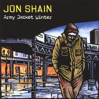 Army Jacket Winter — Jon Shain