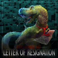 Letter of Resignation — Lucky Number Nick