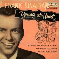 "Vintage Vocal Jazz / Swing Nº15 - EPs Collectors ""Young At Heart"" ""Corazón Joven"" — Frank Sinatra"