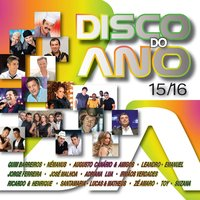 Disco do Ano 15-16 — сборник