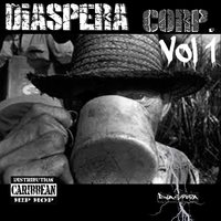 Diaspera corp, vol. 1 — DJ Dirty Yardi