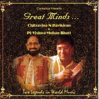 Great Minds - Instrumental World Music — Ravikiran & Vishwamohan Bhat
