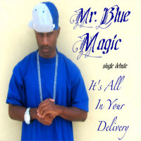 Hot Debut Single/ It's All In Your Delivery — Mr. Blue Magic