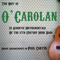 The Best of O'Carolan — Paul Carter