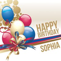 Happy Birthday Sophia — The Happy Kids Band