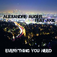 Everything you need — Alexandre Auger