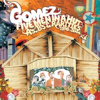 Five Men In A Hut (A's, B's and Rarities: 1998 - 2004) — Gomez