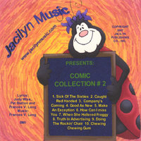 Comic Collection #2 — Jacilyn Music
