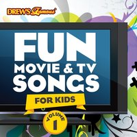 Fun Movie & Tv Songs for Kids, Vol. 1 — The Hit Crew