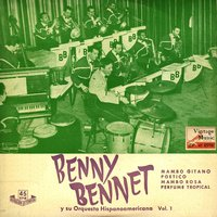 "Vintage Dance Orchestras Nº34 - EPs Collectors ""Pink Mambo"" — Benny Bennet"
