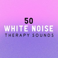 50 White Noise Therapy Sounds: Mindful Meditation, Relaxing White Noise, Quiet Introspection, Zen Ambiences — сборник