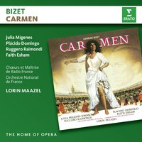 Bizet: Carmen — Жорж Бизе, Lorin Maazel, Orchestre National De France