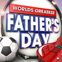 Worlds Greatest Fathers Day - The only Fathers Day album you'll ever need ( Dad's Rock ) — Classic Rock Allstars