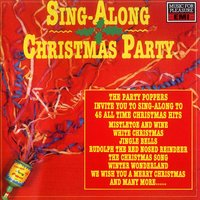 Singalong Christmas Party — The Party Poppers