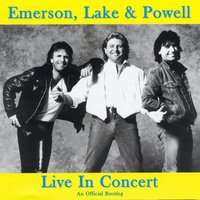 Live in Concert — Cozy Powell, Emerson, Lake & Powel, Greg Lake, Keith Emerson