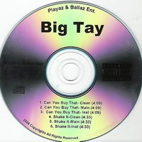 Can You Buy That (Maxi) — Big Tay