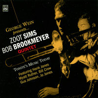 George Wein Presents...Tonite's Music Today — Zoot Sims, Bob Brookmeyer
