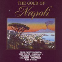 The Gold of Napoli Vol 4 — Various Artists - Duck Records